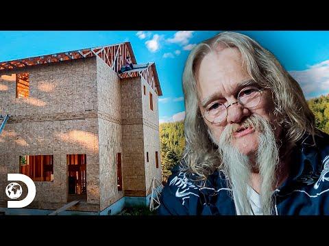 Billy quiere construir casa perfecta para Ami | Alaska: Homb