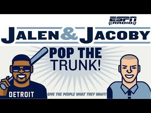 Jalen & Jacoby - Special In-Studio Guest Brian Windhorst Talks Cavaliers, NBA Draft, Barack Obama
