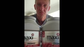 MaxiNutrition Sustain & Rebuild Protein - review