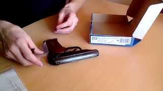 Пневматический пистолет Макарова МР-654К