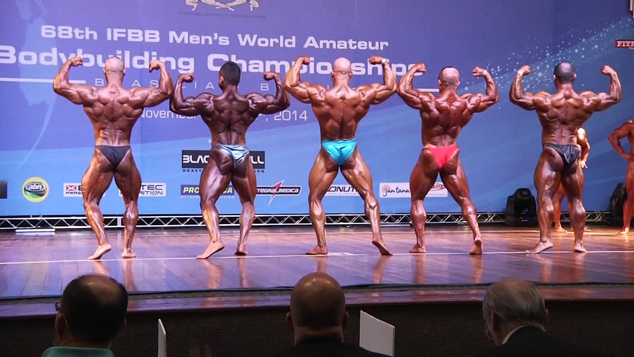 World amateur bodybuilding fitness pity