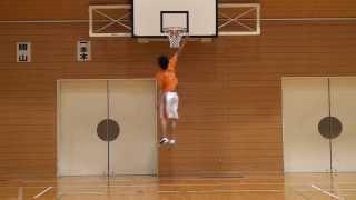 【jump】ジャンプ力 男子315cm~320cm 女子240cm~250cm 2013.9.12