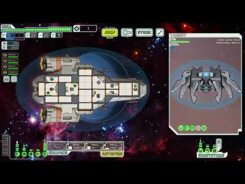 Full Weapon Loadout | FTL: Faster Than Light / Let's Play Part 13