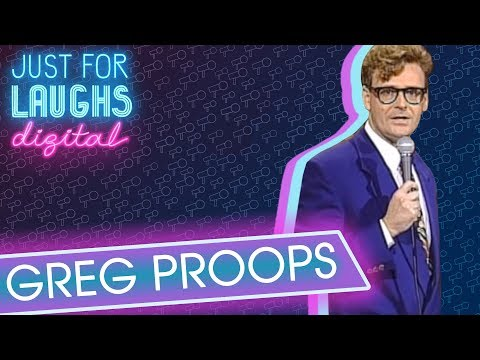 Greg Proops Stand Up - 1994