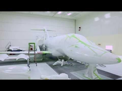 Honda First Jet- Construction & Flight