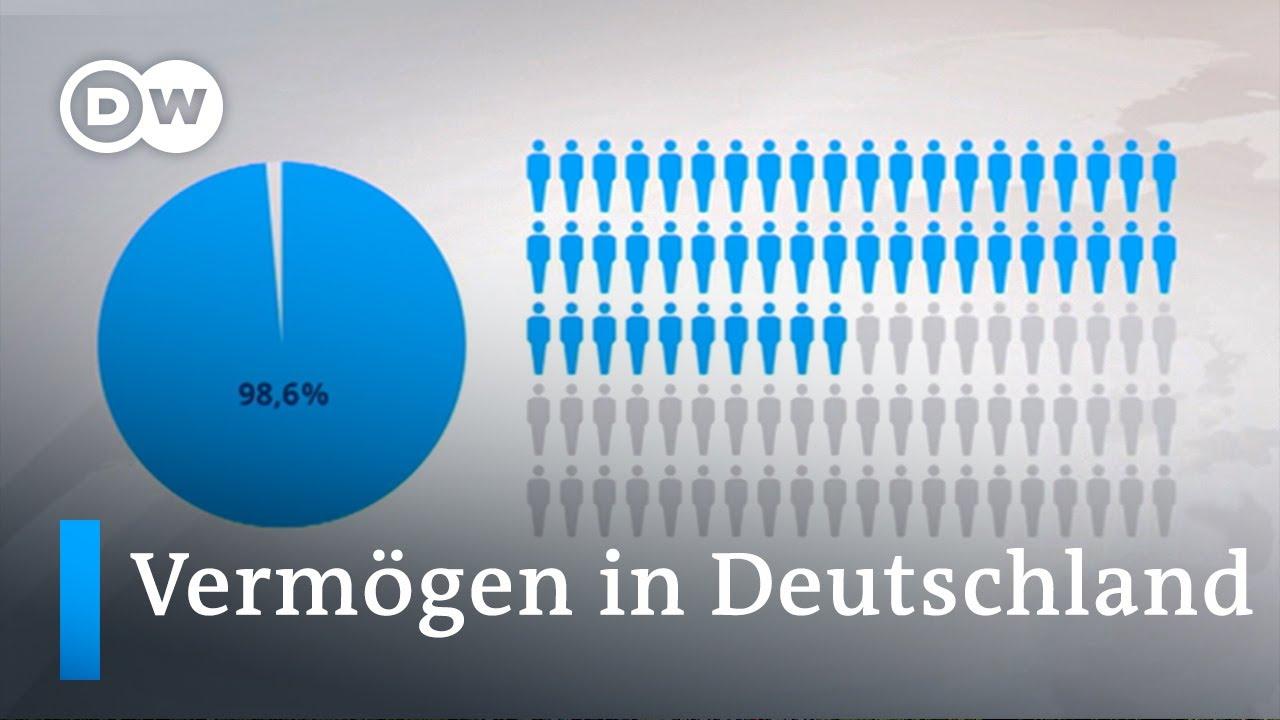 Vermögensverteilung in Deutschland noch ungeleicher als gedacht | DW News