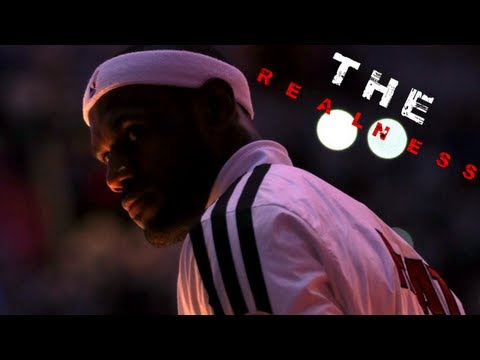 THE REALNESS: Lebron--To Be the Man You Gotta Be the Man!