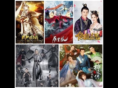 5 Chinese Period Dramas To Watch Ep.1