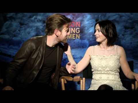 Funny interview with Emily Blunt and Ewan McGregor - SALMON FISHING IN THE YEMEN