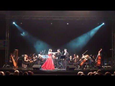 Un amore cosi grande - Francesco Renga & Manca Izmajlova: