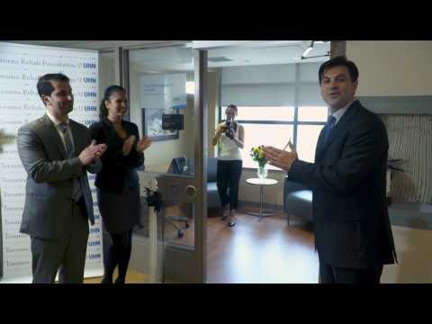 grand-opening-of-the-mazin-&-associates,-pc-patient-and-family-lounge-at-toronto-rehab