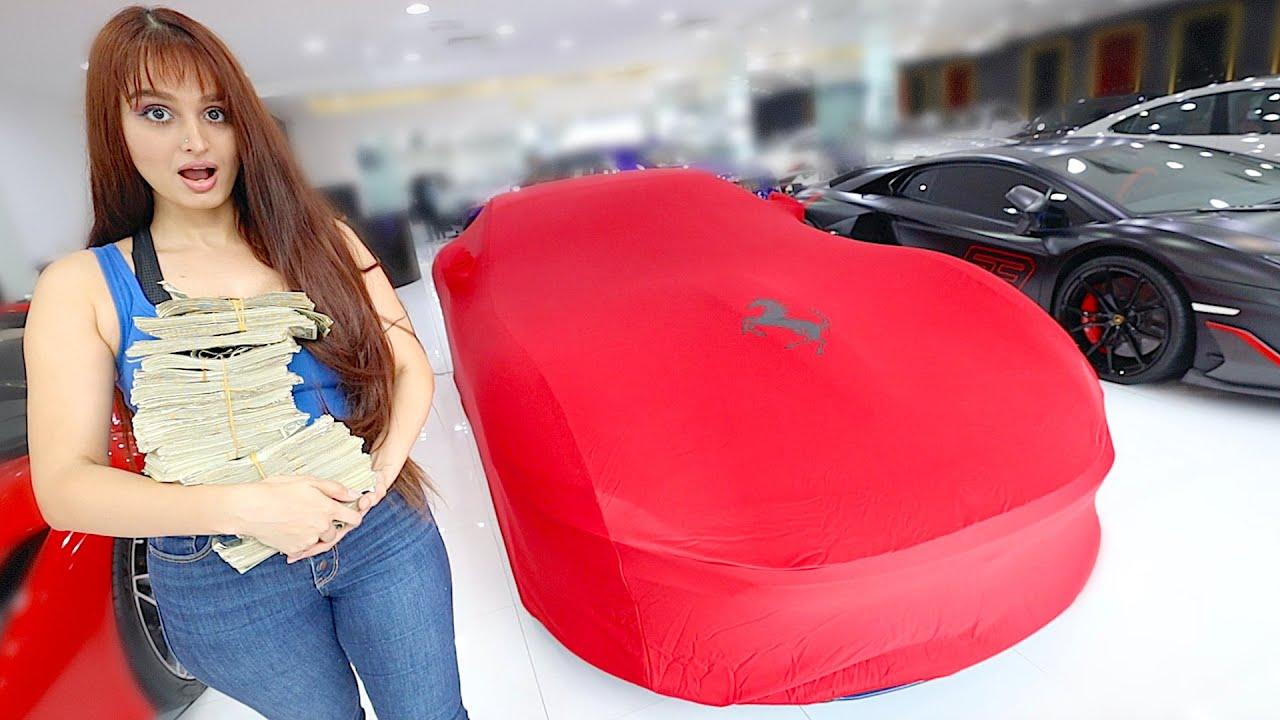 I Bought my Dream car in CASH !!!