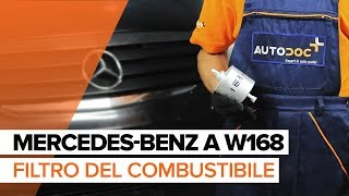 Manutenzione MERCEDES-BENZ: video tutorial gratuito