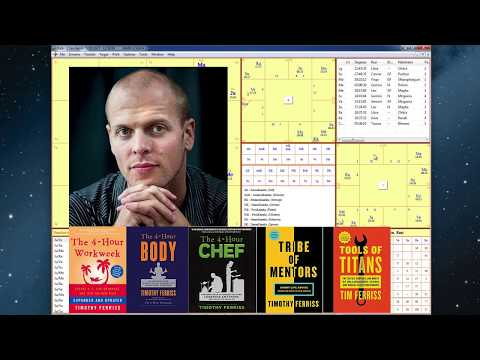 Writing & the Moon: Author Tim Ferriss
