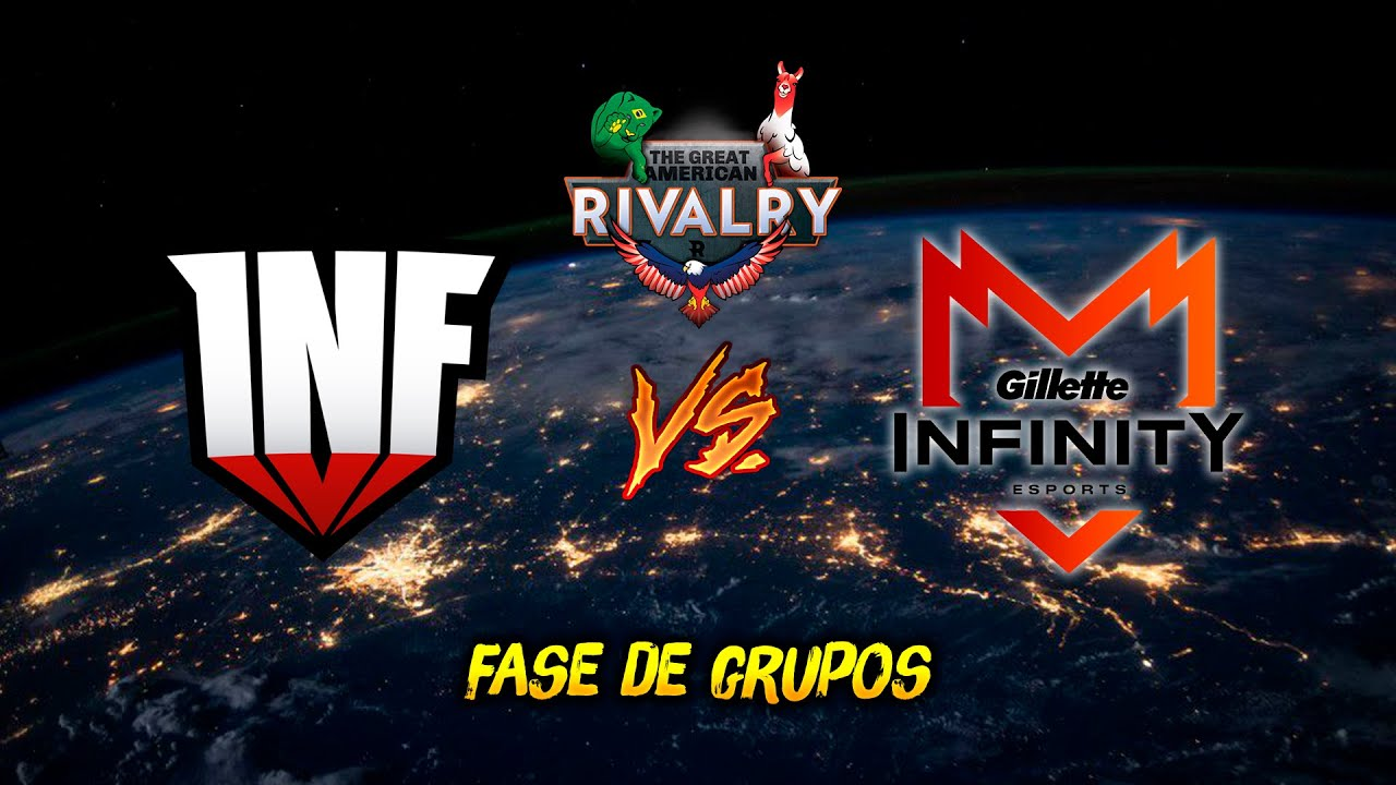 Infamous Gaming vs Infinity Esports ► The Great American Rivalry Division 1 (BO2) 😍 | Dota 2