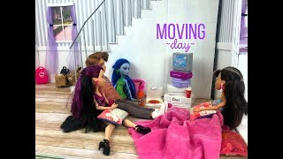 The New House- A Monster High/Ever After High Stop Motion