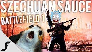 SZECHUAN SAUCE - Battlefield 1
