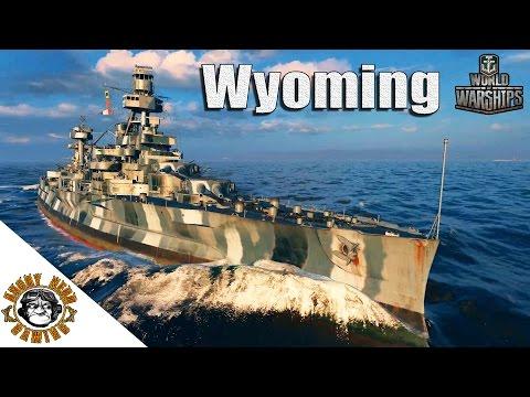 World of Warships: USS Wyoming