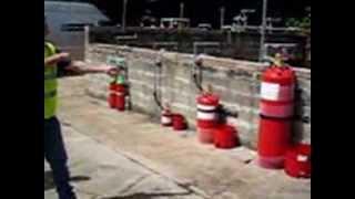Газовое пожаротушение с ГОТВ Novec 1230, баллон 142 литра, испытания ВНИИПО МЧС России.(, 2013-11-01T07:17:30.000Z)