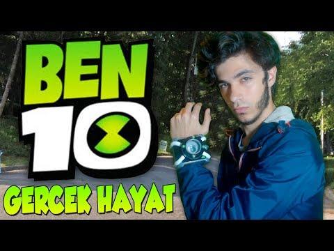 GERÇEK HAYATTA BEN 10 !