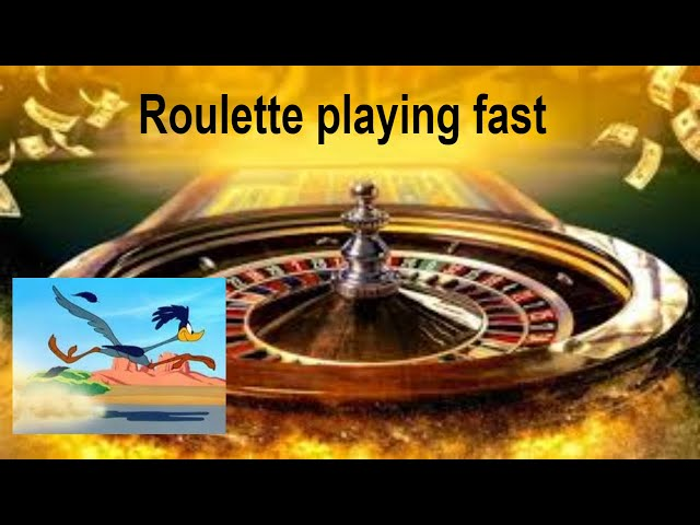 QUICK GAME ON THE EUROPEAN ROULETTE ⏩ ENTER AND GO € 100 to € 396 🧑‍🚀