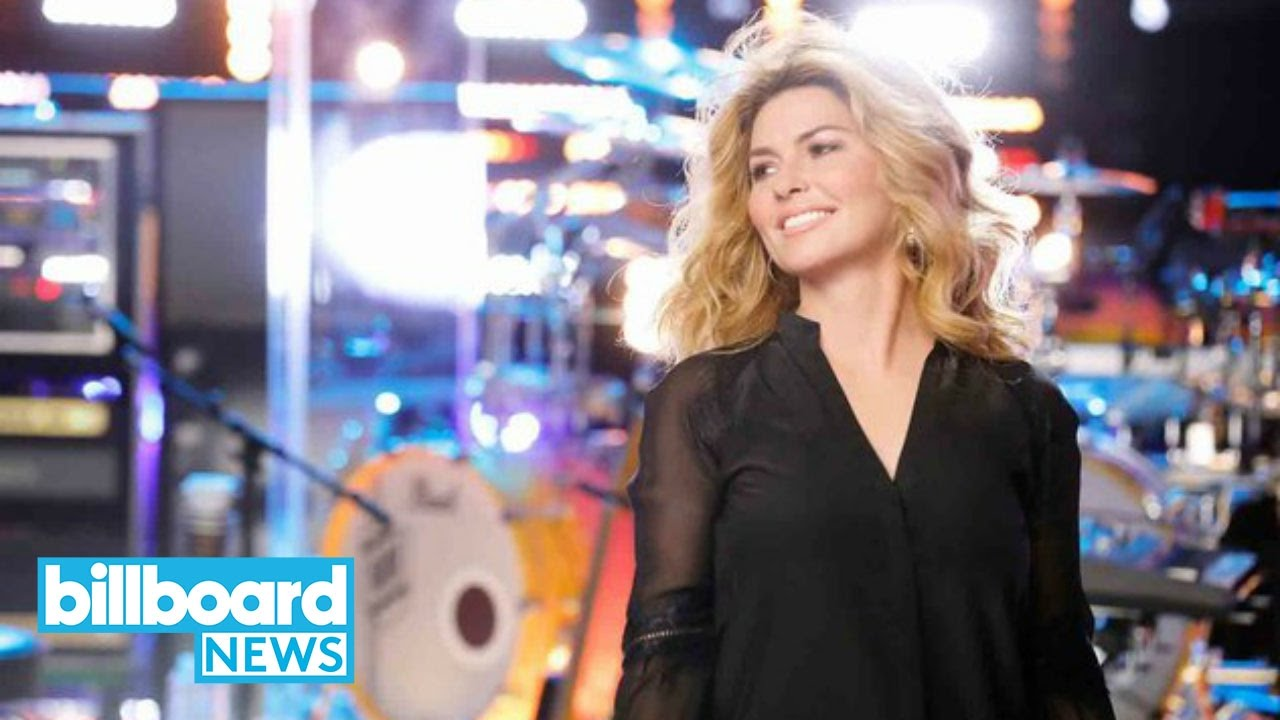Things Are Good: Shania Twain Announces Her First Album In 15 Years With A New Single