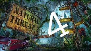 WALKTHROUGH - NATURAL THREAT 2 -  EP. 4 MAKING WEED-KILLER