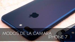 IPHONE 7   Aprende A Utilizar Los Diferentes Efectos De Camara  HD