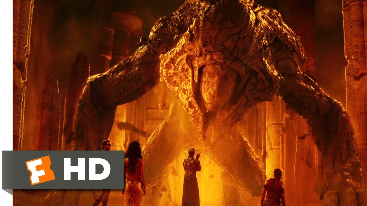 Download Gods of Egypt (2016) - The Riddle of the Sphinx Scene (7/11) | Movieclips