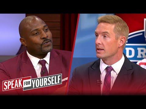 Joel Klatt explains why he's all in on Kyler Murray going 1st overall | NFL | SPEAK FOR YOURSELF