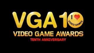 RIASSUNTO Video Games Awards 2012 - annunci, trailers e premiazioni Recap in breve VGI ITA HD