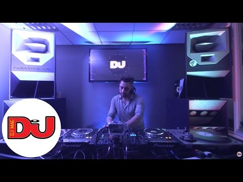 Darius Syrossian LIVE from DJ Mag HQ