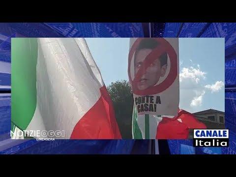 Mascherine Tricolori a Roma 20 Giugno 2020