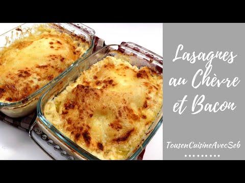 recette-de-lasagnes-au-chèvre-et-bacon-(tousencuisineavecseb)