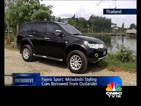 Mitsubishi Pajero Sport in Thailand