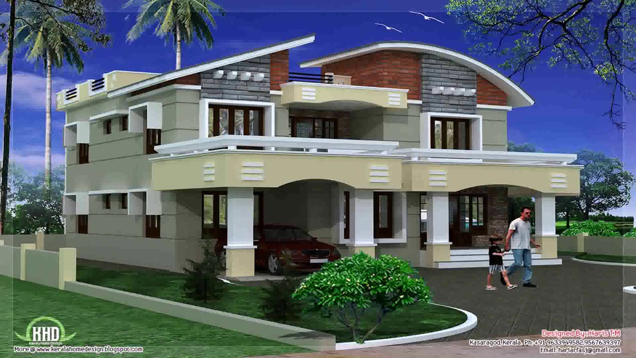 Front Design Of House Double Storey Part - 50: Double Storey House Front Design
