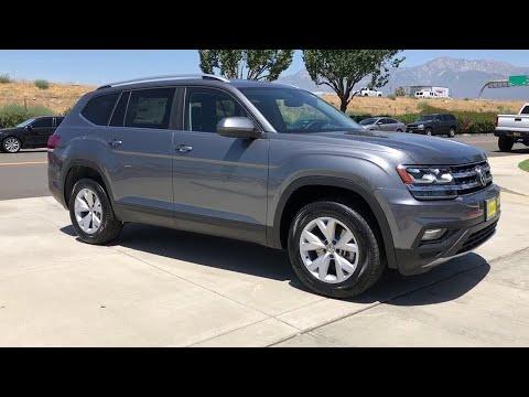 2019 Volkswagen Atlas Ontario, Claremont, Montclair, San Bernardino, Victorville, CA V190743