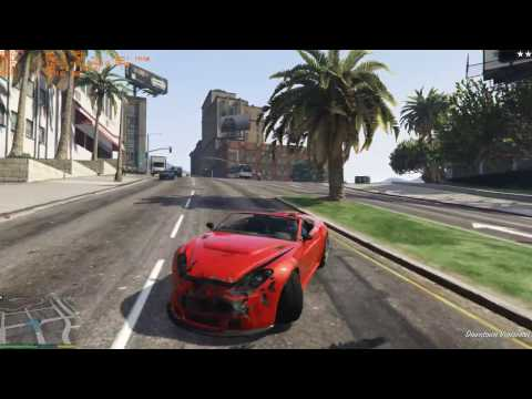 Grand Theft Auto V OVERCLOCKED GTX960M ASUS ROG G771 Performance benchmark LOW settings 60FPS