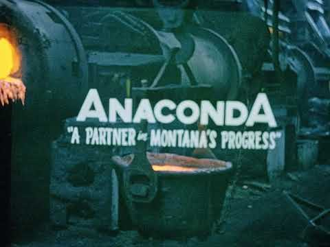 Anaconda Copper Mining Company: Bob Vine Collection, Reel 19