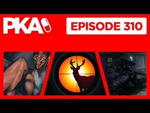 PKA 310 Bad Dragon Toys, Hunting Opinions, Thanksgiving Bonaza, Call of Duty