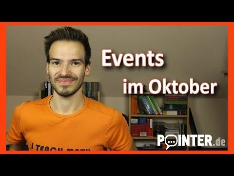 Patrick vloggt - Das erwartet euch im Oktober!