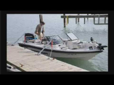 Pier Tender Portable Mooring System Youtube