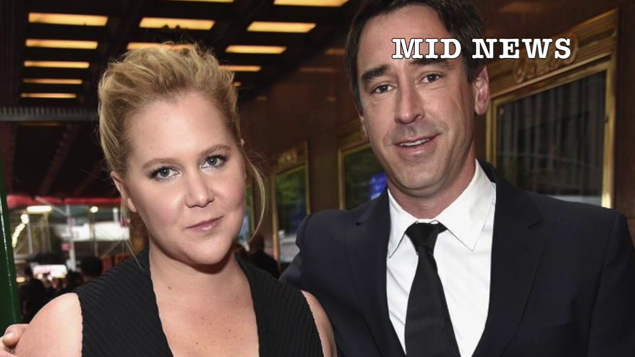 Amy Schumer Welcomes a Son with Husband Chris Fischer: 'Our Royal Baby Was Born'