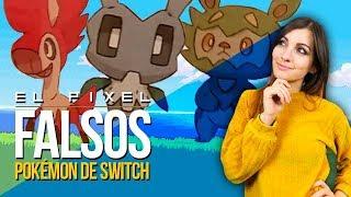 Los falsos Pokémon de Nintendo Switch   El Píxel