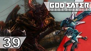 Let's Play God Eater Resurrection   Ep.39   Un Hannibal Rouge et noire !