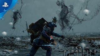 Death Stranding - Weapons Short Trailer | PS4