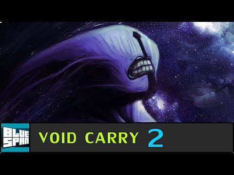 Blue Span Plays Void Carry | Dota 2 Ranked Gameplay