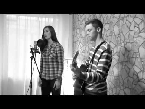 Imagine dragons - Warriors (Cover by Victoria K & Jacob)
