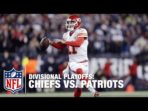 Alex Smith Is Magic in the Pocket & Avant Makes Incredible Catch | Chiefs vs. Patriots | NFL