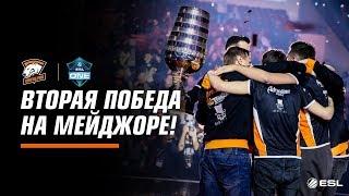 RAMZES666, Solo, 9pasha и RodjER о победе на ESL One Katowice